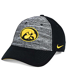 Nike Iowa Hawkeyes H86 Heathered Cap