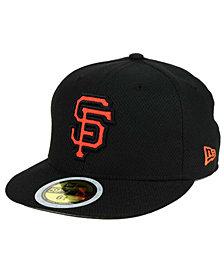 New Era Kids' San Francisco Giants Batting Practice Diamond Era 59FIFTY Cap