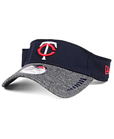 New Era Minnesota Twins Shadow Tech Visor