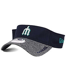 New Era Seattle Mariners Shadow Tech Visor