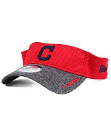 New Era Cleveland Indians Shadow Tech Visor