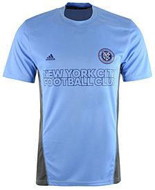 adidas Men's New York City FC Performance T-Shirt
