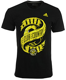 adidas Men's Columbus Crew SC Club & Country T-Shirt
