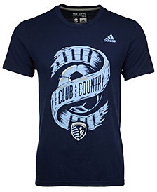 adidas Men's Sporting Kansas City Club & Country T-Shirt