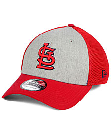 New Era St. Louis Cardinals Heather Team Neo 39THIRTY Cap