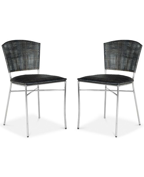 Safavieh Honner Set of 2 Dining Chairs