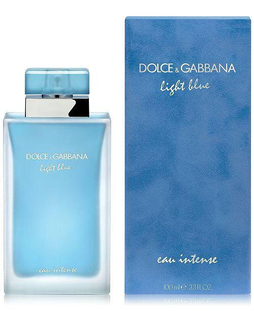 Dolce   Gabbana DOLCE GABBANA Light Blue Eau Intense Eau de Parfum ... 321a2d31e9e4