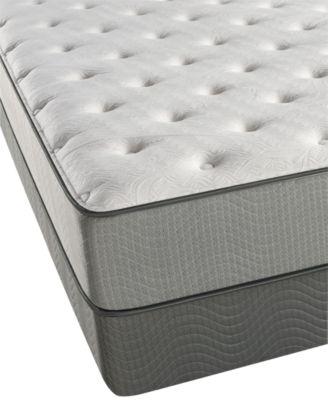 beautyrest cove point 115 plush mattress collection