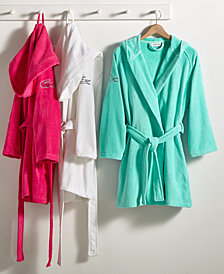 Lacoste Fairplay Cotton Bath Robe