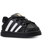 new concept a027f 73270 adidas Toddler Boys  Superstar Casual Sneakers from Finish Line