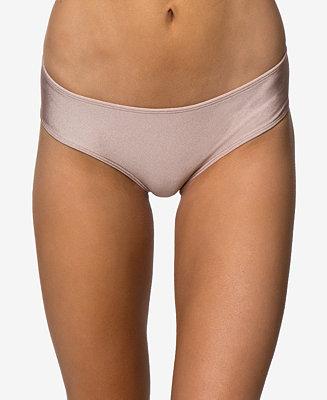 O Neill Juniors Cozmo Shiny Cheeky Hipster Bikini Bottoms
