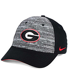Nike Georgia Bulldogs H86 Heathered Cap