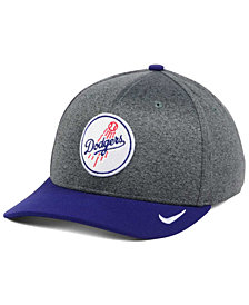 Nike Los Angeles Dodgers Hight Tail 2Tone Flex Cap