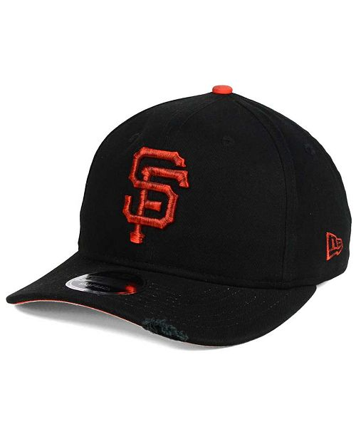 on sale 9977d 69085 ... release date new era. san francisco giants team rustic 9fifty snapback  cap. be the
