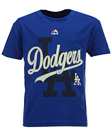 Nike MLB Legend Los Angeles Dodgers T-Shirt, Little Boys(4-7)