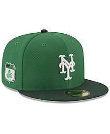 New Era New York Mets St. Pattys Diamond Era 59FIFTY Cap