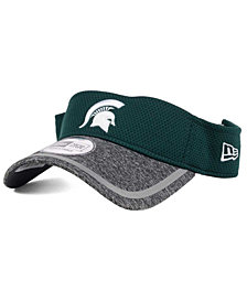 New Era Michigan State Spartans Training Visor