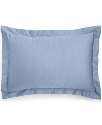 Standard Sham, 100% Supima Cotton 550 Thread Count, Created for Macy's
