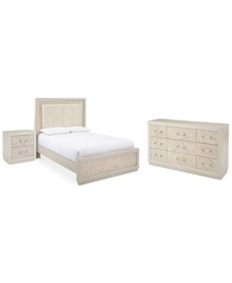 Furniture Lyndon Bedroom Furniture Collection, Created for Macy\'s ...