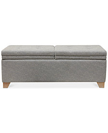 Ashcroft Storage Bench, Quick Ship