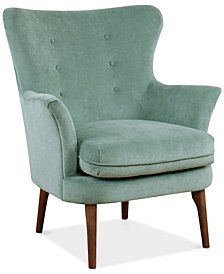 Brady Accent Chair, Quick Ship