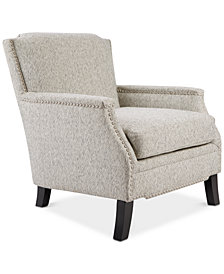 Jacques Accent Chair, Quick Ship