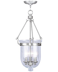 Livex Jefferson 3 Light Pendant