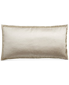 "Hotel Collection Fresco 14"" x 26"" Decorative Pillow, Created for Macy's"