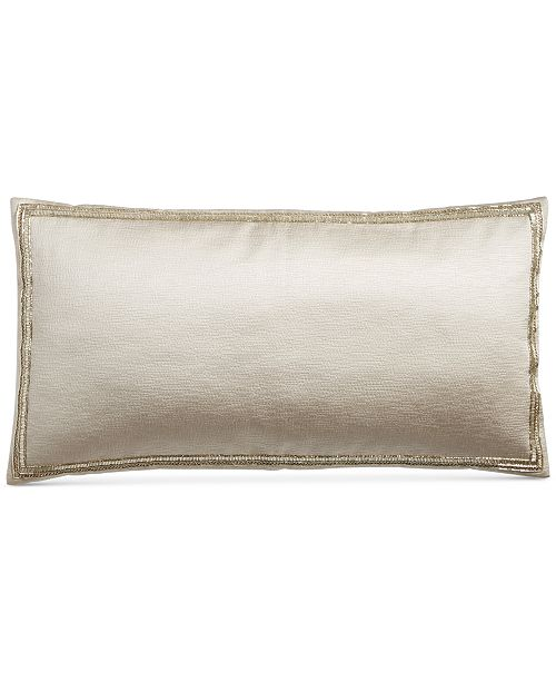 """Hotel Collection Fresco 14"""" x 26"""" Decorative Pillow, Created for Macy's"""