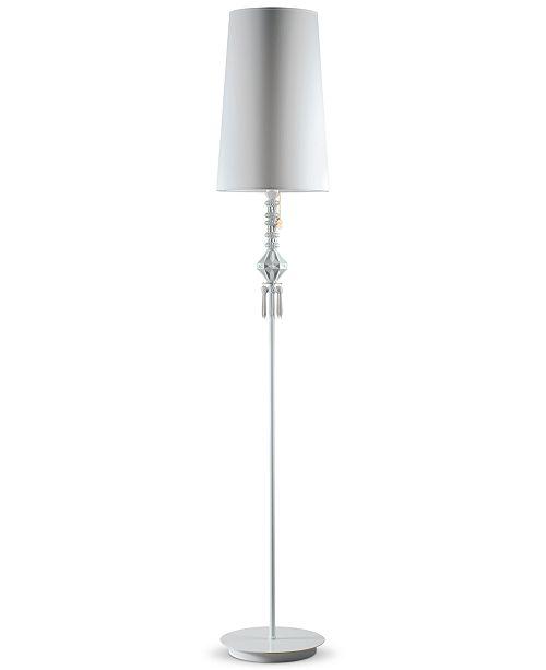 Lladro Belle de Nuit Floor Lamp