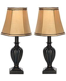 Set of 2 Gemma Urn Table Lamps