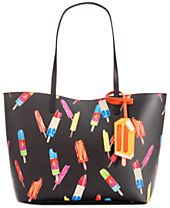 INC International Concepts Reyna Popsicle Print Tote, Created for Macy's