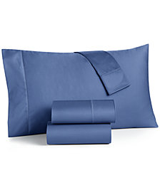 Charter Club Damask King 4-Pc Sheet Set, 550 Thread Count 100% Supima Cotton, Created for Macy's