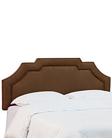 Grant King Headboard, Quick Ship