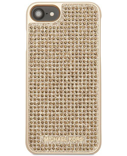 new arrivals 29066 eae92 Michael Kors Letters iPhone 8 Case & Reviews - Handbags ...