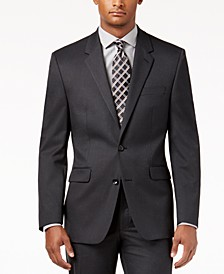 Men's Traveler Solid Classic-Fit Jacket, Created for Macy's