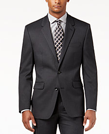 Alfani Men's Traveler Solid Classic-Fit Jacket, Created for Macy's