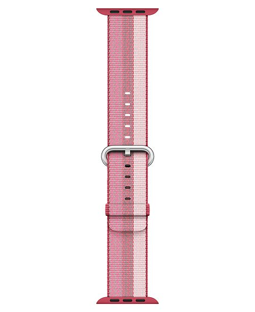 Apple Watch 38mm Berry Woven Nylon Band