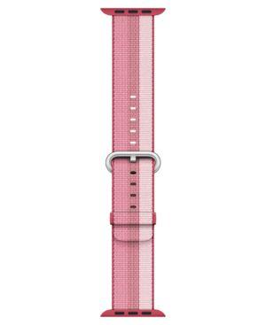 Apple Watch 38mm Berry Woven Nylon Band