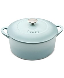Heritage Pavilion Cast Iron 4.25 Qt. Covered Casserole