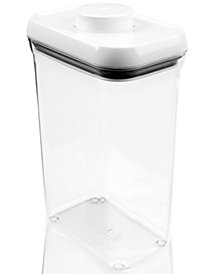 OXO Storage Container, 2.5 Qt. Pop Rectangle