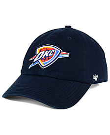 '47 Brand Oklahoma City Thunder Clean Up Cap