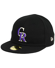New Era Colorado Rockies Authentic Collection My First Cap, Baby Boys