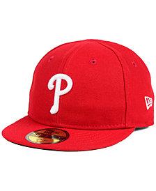 New Era Philadelphia Phillies Authentic Collection My First Cap, Baby Boys