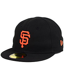 New Era San Francisco Giants Authentic Collection My First Cap, Baby Boys