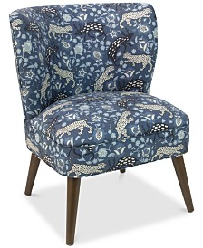 Shane Accent Chair, Quick Ship
