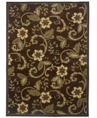"CLOSEOUT! Area Rug,  Amelia 2260B 2'6"" x 7'9"" Runner Rug"