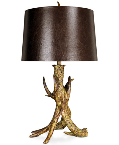 Stylecraft Three Faux Antler Table Lamp Lighting Amp Lamps