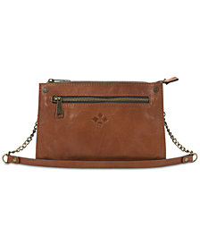 Patricia Nash Turati Top-Zip Crossbody