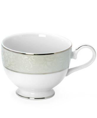 Parchment Teacup